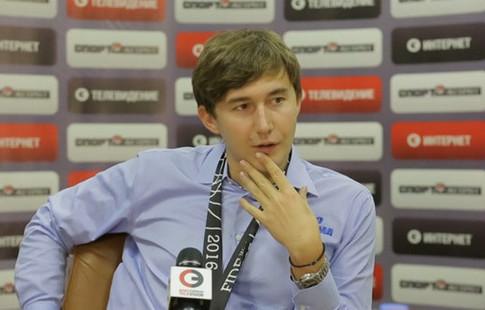 Русский шахматист Сергей Карякин стал чемпионом поблицу