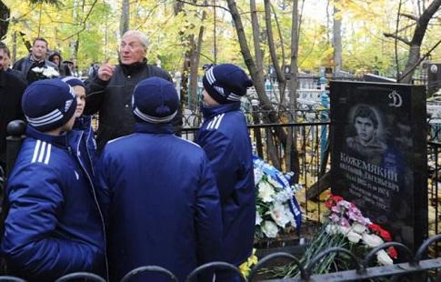 Прощание сВиктором Царевым пройдет 5января наТроекуровском кладбище