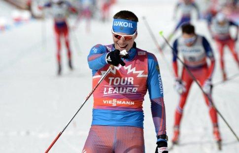 Житель россии Устюгов одержал победу масс-старт «Тур деСки»