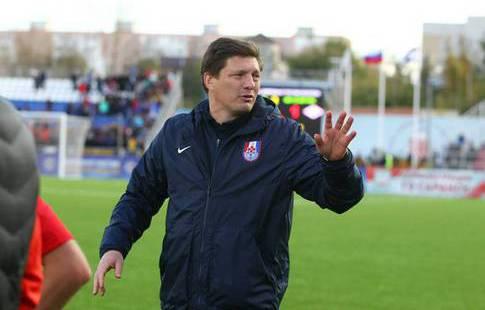 Григорян назначен основным тренером футбольного клуба «Анжи»