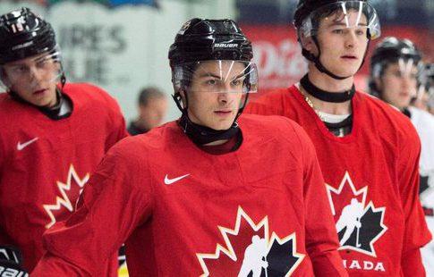Молодежная сборная США похоккею одолела Канаду ивыигралаЧМ