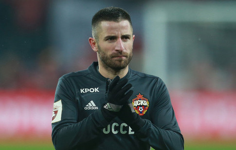 Зоран Тошич объявил ожелании остаться вЦСКА