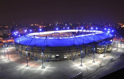 Шахтер договорился опроведении вХарькове матча 1/16 финала Лиги Европы