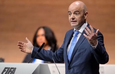 FIFA объявит орасширении чемпионата мира до48 сборных вовторник