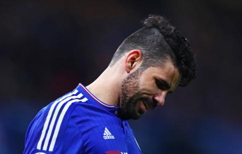 Диего Коста поссорился сАнтонио Конте иможет покинуть «Челси»