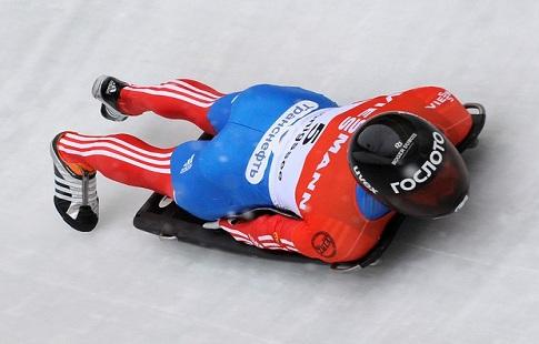 Александр Третьяков стал бронзовым призеромЧЕ поскелетону