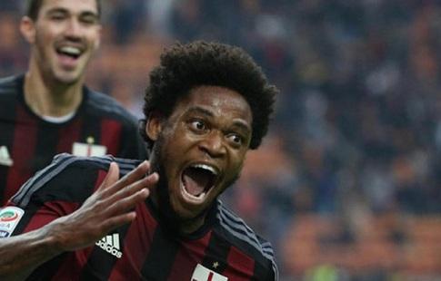 Главред журнала «Милана»: показатели Луиса Адриано явоспринималбы серьёзно