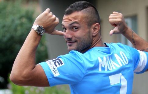 «Сент-Этьен» хочет обратиться вФИФА из-за суммы трансфера Молло в«Зенит»