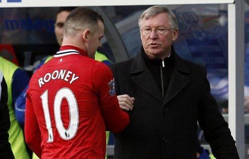 Уэйн Руни признан лучшим бомбардиром «Манчестер Юнайтед»