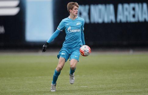 Футболисты юношеской сборной РФ выиграли турнир памяти Гранаткина