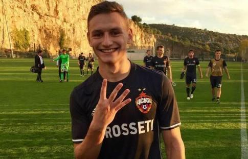 ЦСКА разгромил «Волен» впервом матче Гончаренко