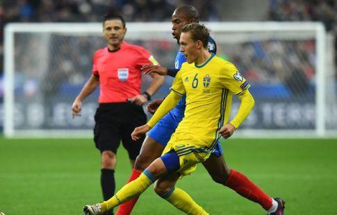 ФК «Краснодар» приобрел полузащитника сборной Швеции