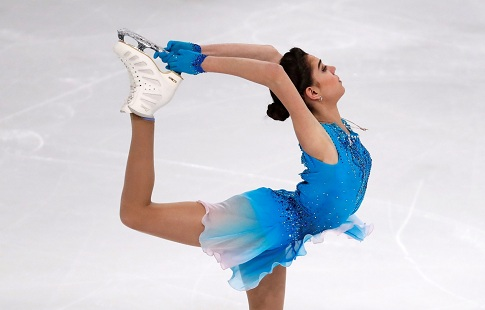 Сегодня японяла, что выйду налед иполучу удовольствие— Евгения Медведева