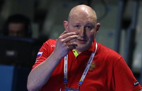 Торгованов продолжит работу напосту основного тренера мужской сборной Российской Федерации погандболу