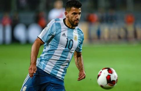 «Манчестер Сити» готов реализовать Агуэро за80 млн фунтов