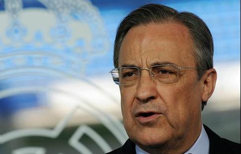 Срадостью согласилсябы стать президентом Реала— Рафаэль Надаль