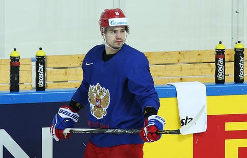 Санников будет командиром сборной РФ наШведских хоккейных играх