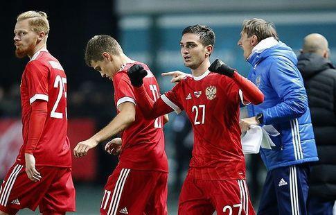 Украина сохранила позиции врейтинге ФИФА
