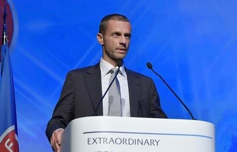 Чеферин: УЕФА будет претендовать минимум на16 мест наЧМ