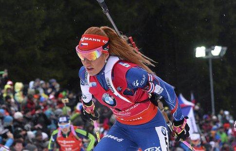 Габриэла Коукалова— чемпионка мира вспринте