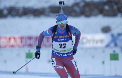 IBU временно отстранил от состязаний российскую биатлонистку Глазырину