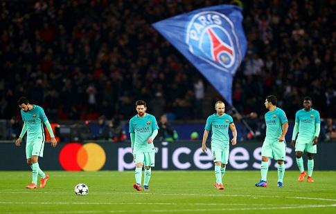 ПСЖ-Барселона 14февраля нынешнего 2017-ого года: прогноз, анонс матча, прямая трансляцияЛЧ