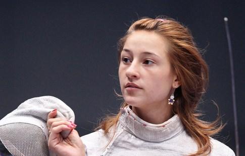 Русские саблистки выиграли этап Кубка мира вГреции