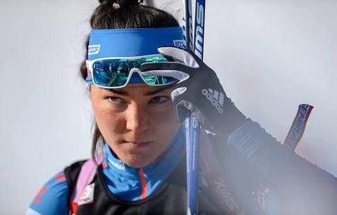 Лаура Дальмайер выиграла пятую золотую медаль чемпионата мира Хохфильцена