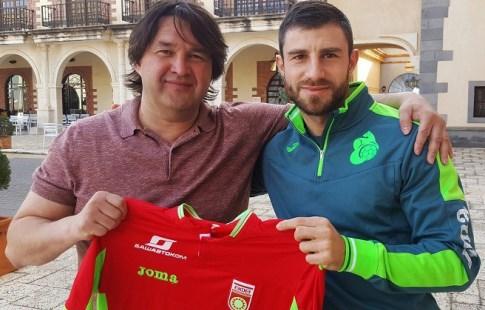 Футболист сборной Словении Йокич перешел в«Уфу»