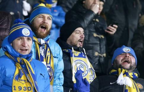 «Ростов» дошел вЛиге Европы до«Манчестер Юнайтед»