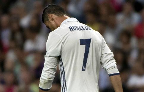 Криштиану Роналду стал рекордсменом Примеры по количеству пенальти