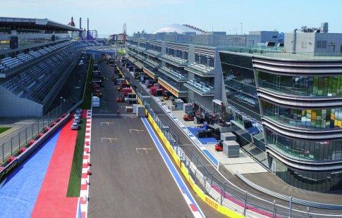 Договор напроведение Гран-при Российской Федерации «Формулы-1» продлен до 2025-ого