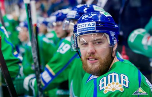 «АкБарс» обыграл «Салават Юлаев» в 4-м матче серии плей-офф