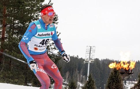 Русский лыжник Бессмертных стал 4-м в особой гонке