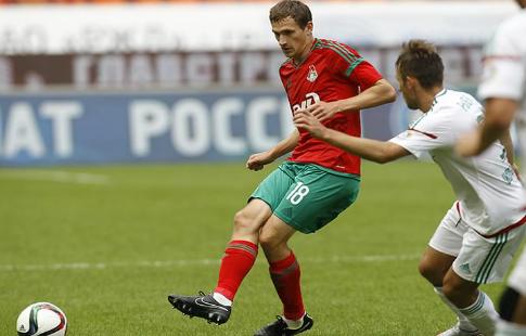 Футбольный «Локомотив» вышел вполуфинал Кубка Российской Федерации