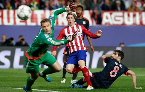 Фернандо Торрес получил серьезную травму головы вматче с«Депортиво»