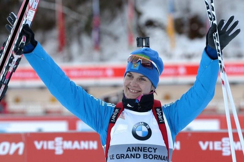 Ирина Старых стала лучшей изроссиянок впасьюте наэтапе Кубке мира