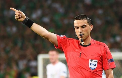 Румынский арбитр Хацеган обслужит товарищеский матч сборных Российской Федерации иКот-д'Ивуара