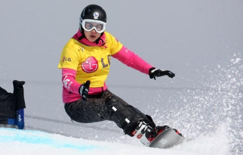 Екатерина Тудегешева стала третьей на ЧМ в параллельном гигантском слаломе