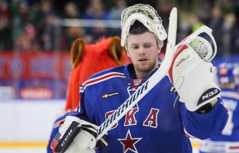 СКА обыграл «Динамо» ивышел вполуфинал Кубка Гагарина