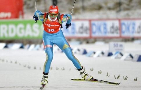Мари Лаукканен выиграла спринт 9-го этапа Кубка мира, Домрачева— 21-я