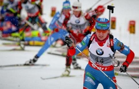 Норвежская биатлонистка Экхофф выиграла заключительную гонку сезона