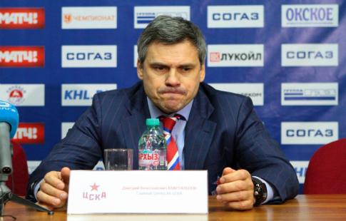 Вячеслав Быков вполне может стать главным тренером хоккейного ЦСКА