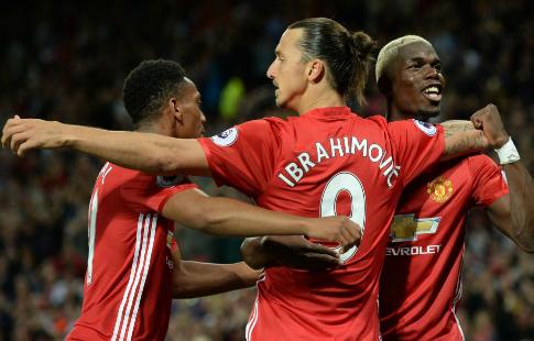«Манчестер Юнайтед» переиграл «Мидлсбро» вматче АПЛ