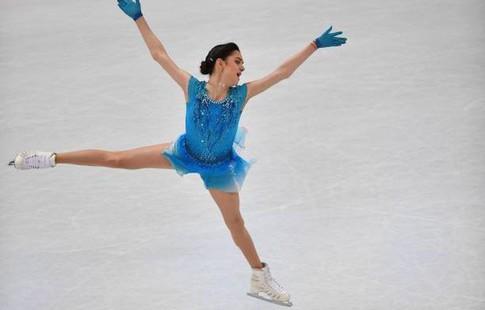 Фигурное катание. Евгения Медведева выиграла короткую программу на финском ЧМ Тарасова и Морозов – третьи в короткой программе