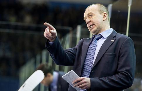 Скабелка стал новым основным тренеромХК «Авангард»