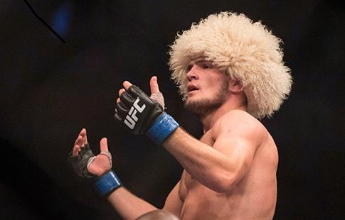 Русский спортсмен Хабиб Нурмагомедов определился сточной датой следующего боя вUFC