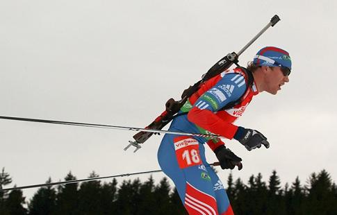 Женская сборная Югры побиатлону выиграла бронзу чемпионата РФ вТюмени
