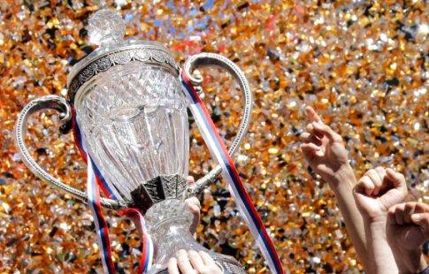 «Локомотив» стал первым финалистом Кубка РФ пофутболу