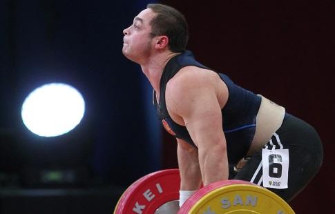 Украинка прошляпила возможность защитить титул чемпионки Европы потяжелой атлетике